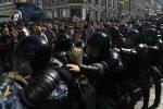 Mosca, oltre mille arresti alle proteste anti-Putin