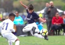 Questo piccoletto è un fenomeno a dribblare gli avversari Lui si chiama Jaylen Aybar ed è un giovanissimo talento del calcio - CorriereTV