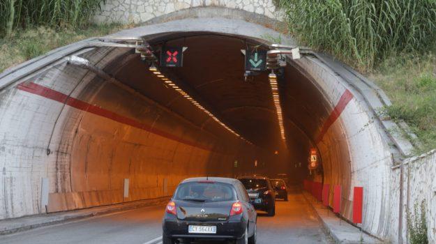 Messina, mercoledì 8 luglio chiude per manutenzione la galleria San Jachiddu