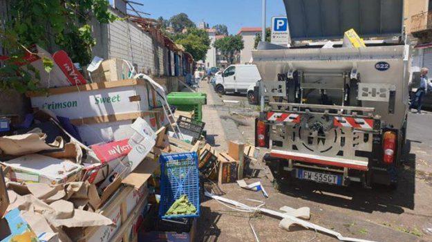 regione siciliana, rifiuti messina, rifiuti sicilia, Alberto Pierobon, Nello Musumeci, Messina, Sicilia, Politica
