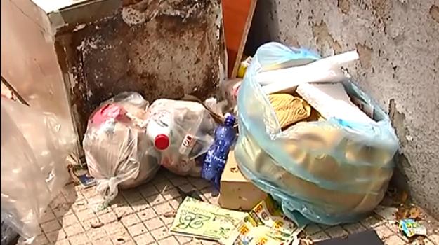 furbetti immondizia, rifiuti falerna, Catanzaro, Calabria, Cronaca