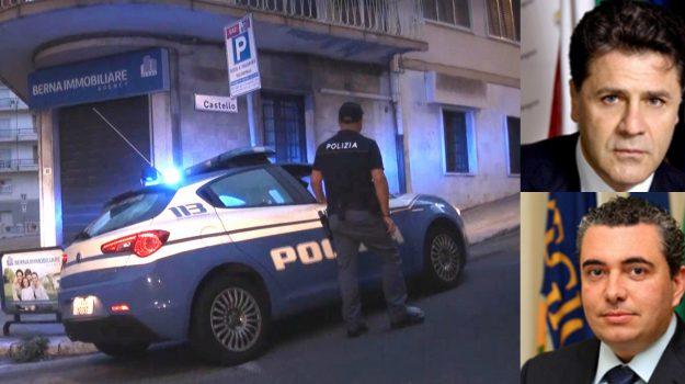 cosca libri, ndrangheta reggio calabria, polizia, Alessandro Nicolo', Sebastiano Romeo, Reggio, Calabria, Cronaca