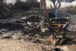 Incendi a Priolo, arrestato presunto piromane: è un ex finanziere di Messina