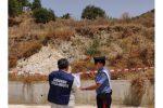 Liquami scaricati nel torrente Gualtieri, sequestrato un allevamento a Santa Lucia del Mela