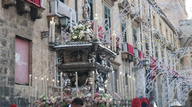 Festino di Santa Rosalia, palermo, santa rosalia, Salvo La Rosa, Sicilia, Società