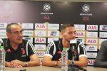 """Nasce la Juventus di Sarri: """"Ronaldo giocherà a sinistra. Pogba? Mi piace molto"""""""