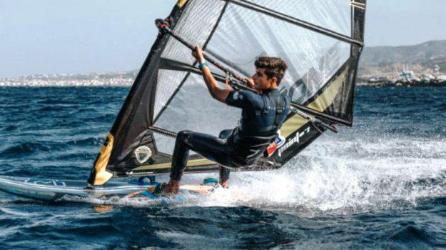 windsurf, Francesco Scagliola, Reggio, Calabria, Sport