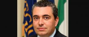 Sebastiano Romeo, capogruppo del Pd in consiglio regionale