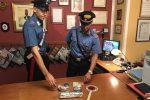 Messina, trovato con marijuana in casa: arrestato 27enne