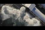 Spider-Man, il video della distruzione del ponte di Rialto
