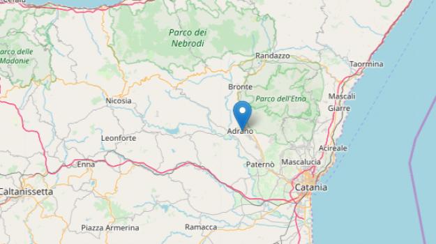 catania, terremoto, terremoto etna, Sicilia, Cronaca