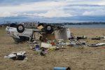 Violento tornado colpisce la Grecia, 6 turisti morti e almeno 30 i feriti