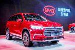 Toyota si allea con la cinese BYD per nuovi modelli elettrici
