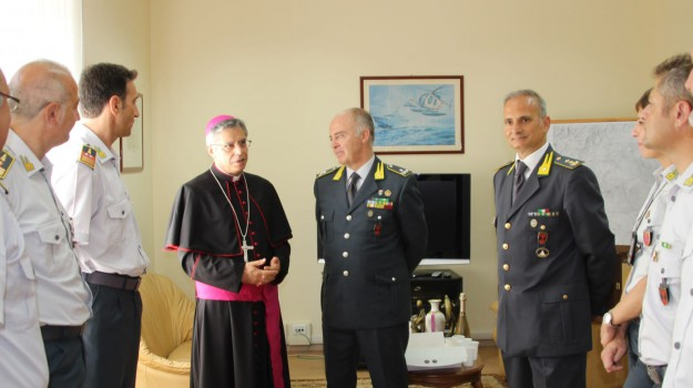 finanza, lamezia, vescovo, Giuseppe Schillaci, Catanzaro, Calabria, Società