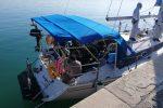 Sbarco di migranti sulle coste del Crotonese, arrivati 55 pachistani in barca a vela - Foto