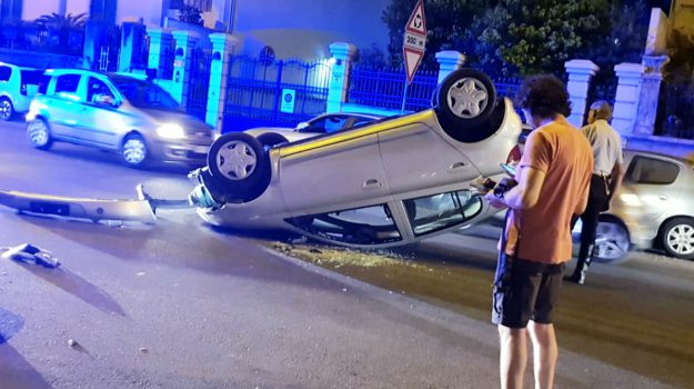 incidente messina, movia messina, via consolare pompea, Messina, Sicilia, Cronaca