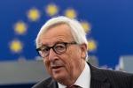 Migranti: Juncker a Sassoli, riforma Dublino priorità