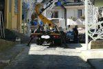 Fiamme ad Acquaro, cumuli di cenere e 4mila euro di danni chiudono la festa di San Rocco - Foto