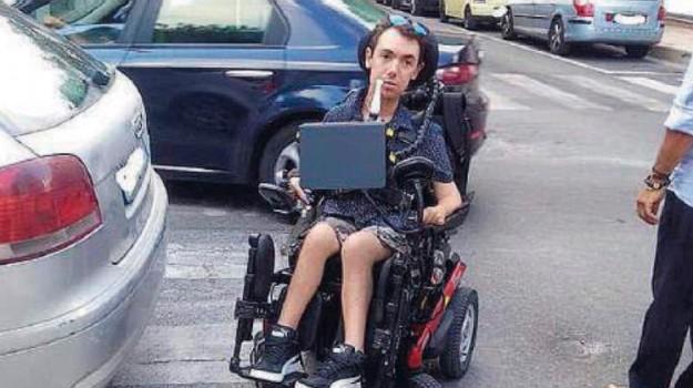 disabili a Capo d'Orlando, Messina, Sicilia, Società