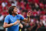 Entusiasmo Inter, in 65mila a San Siro per accogliere Conte e Lukaku