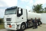 Pizzo, sequestrata autocisterna con oltre 3mila litri di gasolio di contrabbando