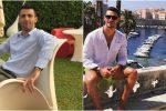 Le vittime Giuseppe Chinelli e Marco Calderaro