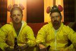 Bryan Cranston e Aaron Paul, protagonisti della serie tv Breaking Bad