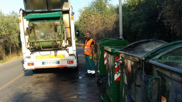 corigliano, operazione città pulita, Cosenza, Calabria, Cronaca