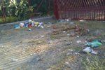 Operazione città pulita a Corigliano-Rossano, interventi sul lungomare Mediterraneo - Foto
