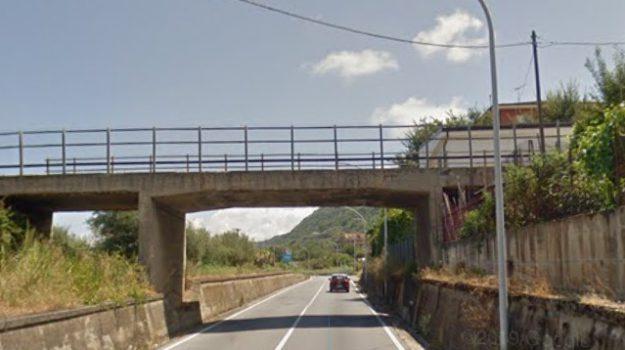 cavalcavia ss187, Catanzaro, Calabria, Cronaca