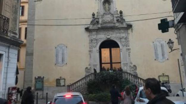 Convento dei cappuccini Catanzaro, Danilo Russo, Pietro ammendola, Catanzaro, Calabria, Cronaca
