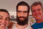 L'originale sfida di Coen: dall'Olanda a Palermo di corsa
