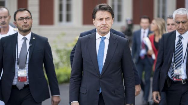 crisi governo, lega, Giuseppe Conte, Sicilia, Politica