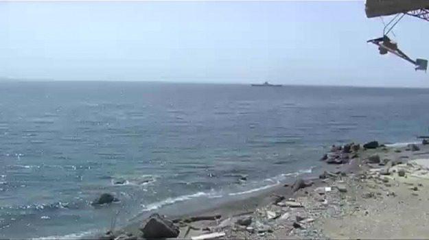 doccia, spiaggia contesse, Messina, Sicilia, Cronaca