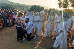 Chiede di sposarlo alla Valle dei Templi: il video della proposta all'alba