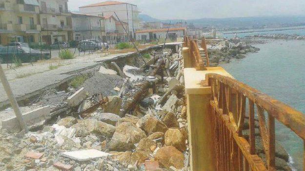 demolizioni rione pennello, vibo marina, Giuseppe Cirianni, Catanzaro, Calabria, Cronaca