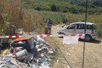 Rifiuti, sequestrata una discarica abusiva a pochi passi dal mare di Pizzo - Foto