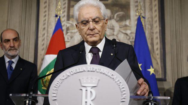 Giornata dell'Alimentazione, Sergio Mattarella, Sicilia, Politica