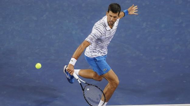 open cincinnati, tennis, Novak Djokovic, Sicilia, Sport