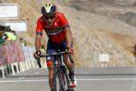 Pozzovivo investito a Vadue di Carolei: fratture a braccio e gamba, addio Vuelta