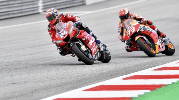 gran premio austria, motogp, Andrea Dovizioso, Marc Marquez, Sicilia, Sport