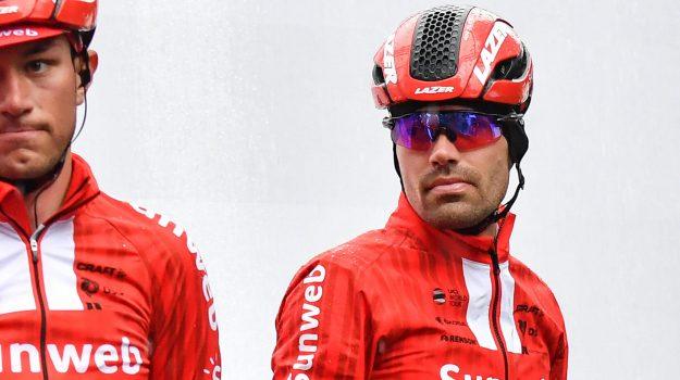 ciclismo, vuelta, Tom Dumoulin, Sicilia, Sport