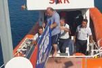Barca affonda al largo di Pizzo, salvate tre persone tra cui un bambino