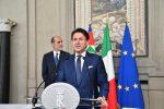"""Consultazioni, Conte incontra Pd e M5S. Berlusconi: """"Faremo opposizione composta"""""""