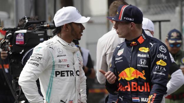 formula 1, Lewis Hamilton, Max Verstappen, Sicilia, Sport
