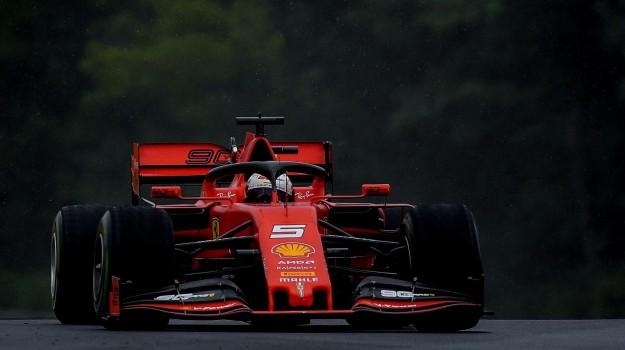 f1, Hungaroring, prove libere, Sicilia, Sport