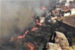 Incendio a Gran Canaria, 9 mila le persone evacuate: 6 mila ettari di isola in fiamme