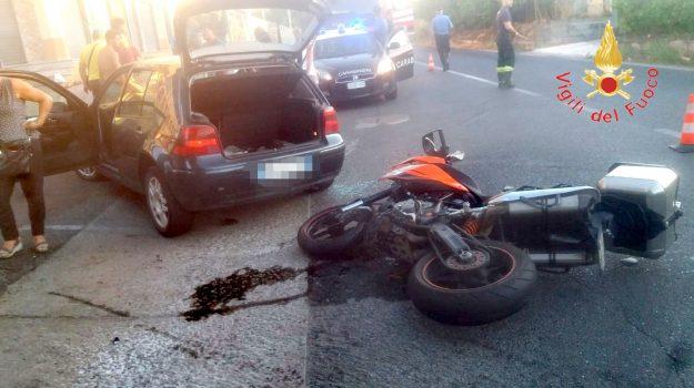 incidente badolato, Catanzaro, Calabria, Cronaca