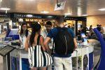 Ripristinati gli infopoint negli aeroporti di Lamezia e Reggio