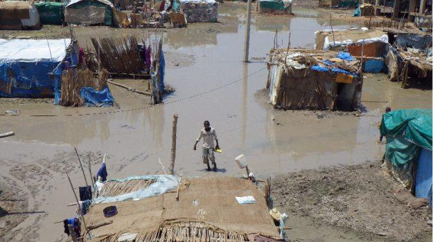 inondazioni Sudan, Sicilia, Mondo